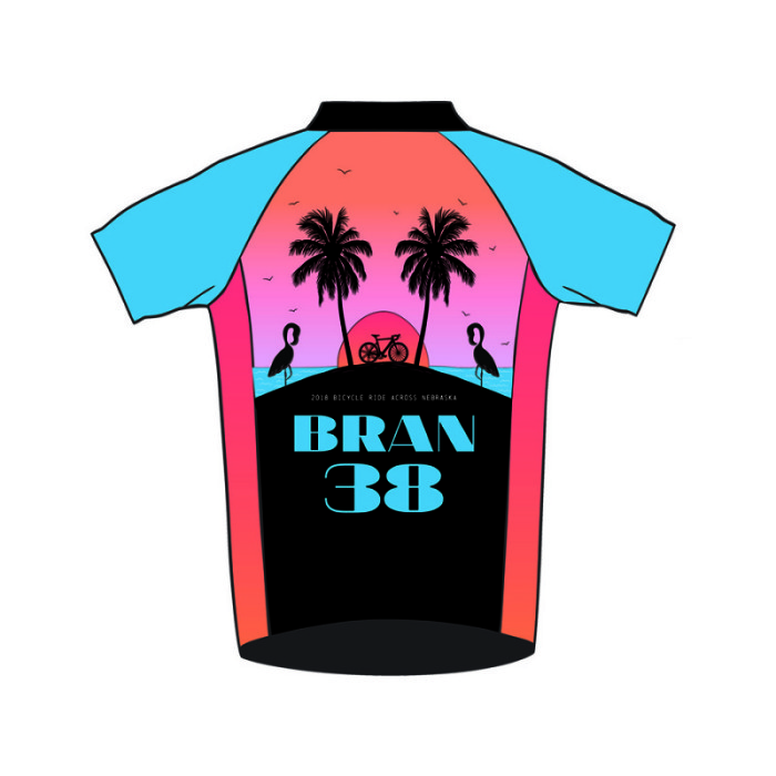 BRAN Page Jersey